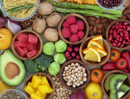 Making healthy eating choices is essential for aging athletes