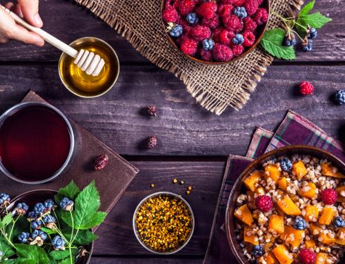 Nutritionist Sandra Millward offers healthy eating tips for seniors